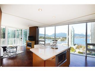 Photo 2: 1501 1277 MELVILLE Street in Vancouver: Coal Harbour Condo for sale (Vancouver West)  : MLS®# V1057823