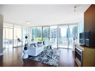 Photo 4: 1501 1277 MELVILLE Street in Vancouver: Coal Harbour Condo for sale (Vancouver West)  : MLS®# V1057823