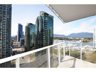 Photo 11: 1501 1277 MELVILLE Street in Vancouver: Coal Harbour Condo for sale (Vancouver West)  : MLS®# V1057823
