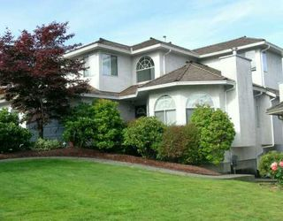 """Photo 1: 1189 COUTTS WY in Port_Coquitlam: Citadel PQ House for sale in """"CITADEL HEIGHTS"""" (Port Coquitlam)  : MLS®# V600693"""