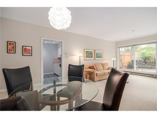 "Photo 7: 105 1265 W 11TH Avenue in Vancouver: Fairview VW Condo for sale in ""BENTLEY PLACE"" (Vancouver West)  : MLS®# V1060487"