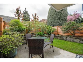 "Photo 8: 105 1265 W 11TH Avenue in Vancouver: Fairview VW Condo for sale in ""BENTLEY PLACE"" (Vancouver West)  : MLS®# V1060487"
