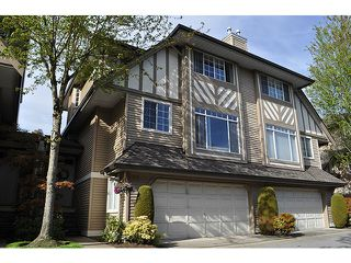 "Photo 1: 51 2615 FORTRESS Drive in Port Coquitlam: Citadel PQ Townhouse for sale in ""ORCHARD HILL"" : MLS®# V1062376"