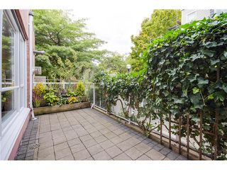 "Photo 15: 101 789 W 16TH Avenue in Vancouver: Fairview VW Condo for sale in ""Sixteen Willows"" (Vancouver West)  : MLS®# V1087603"
