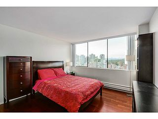 """Photo 14: 1405 1816 HARO Street in Vancouver: West End VW Condo for sale in """"Huntington Place"""" (Vancouver West)  : MLS®# V1092746"""