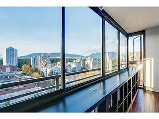 """Photo 5: 1405 1816 HARO Street in Vancouver: West End VW Condo for sale in """"Huntington Place"""" (Vancouver West)  : MLS®# V1092746"""