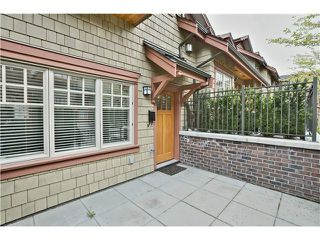 Photo 12: 5908 OAK Street in Vancouver: Oakridge VW Townhouse for sale (Vancouver West)  : MLS®# V1096610