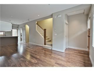 Photo 4: 5908 OAK Street in Vancouver: Oakridge VW Townhouse for sale (Vancouver West)  : MLS®# V1096610