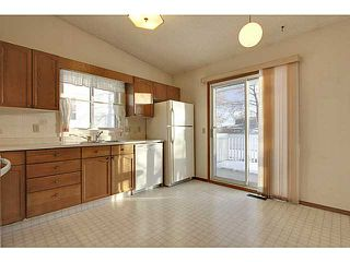 Photo 6: 111 LINCOLN Manor SW in Calgary: Lincoln Park Residential Attached for sale : MLS®# C3645998