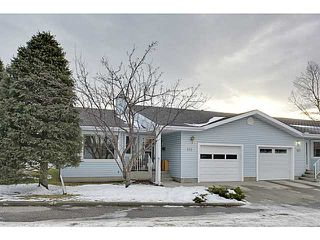 Photo 1: 111 LINCOLN Manor SW in Calgary: Lincoln Park Residential Attached for sale : MLS®# C3645998
