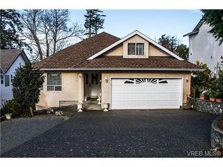 Photo 1: 11 709 Luscombe Pl in VICTORIA: Es Esquimalt Single Family Detached for sale (Esquimalt)  : MLS®# 690941