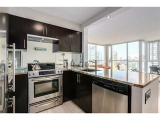 "Photo 5: 2309 1188 RICHARDS Street in Vancouver: Yaletown Condo for sale in ""PARK PLAZA"" (Vancouver West)  : MLS®# V1112068"
