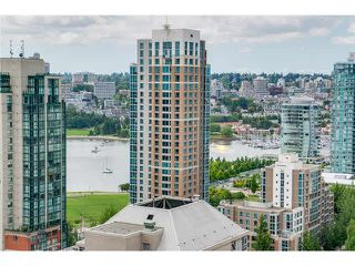 "Photo 13: 2309 1188 RICHARDS Street in Vancouver: Yaletown Condo for sale in ""PARK PLAZA"" (Vancouver West)  : MLS®# V1112068"