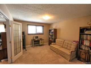 Photo 10: 667 St Anne's Road in WINNIPEG: St Vital Condominium for sale (South East Winnipeg)  : MLS®# 1511198