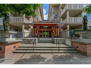 "Photo 1: 309 801 KLAHANIE Drive in Port Moody: Port Moody Centre Condo for sale in ""INGELNOOK"" : MLS®# V1122246"