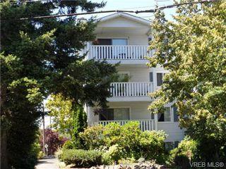 Photo 1: 101 1060 Linden Ave in VICTORIA: Vi Rockland Condo for sale (Victoria)  : MLS®# 707407