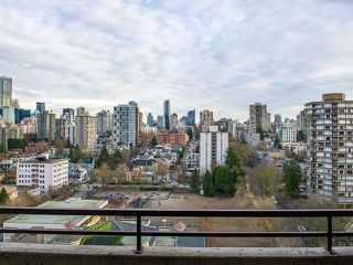"Photo 15: 1805 1725 PENDRELL Street in Vancouver: West End VW Condo for sale in ""STRATFORD PLACE"" (Vancouver West)  : MLS®# R2030894"