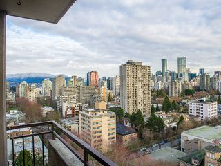 "Photo 16: 1805 1725 PENDRELL Street in Vancouver: West End VW Condo for sale in ""STRATFORD PLACE"" (Vancouver West)  : MLS®# R2030894"