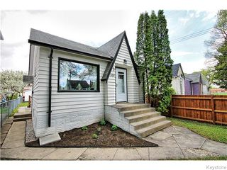 Photo 2: 589 Church Avenue in Winnipeg: North End Residential for sale (North West Winnipeg)  : MLS®# 1612684