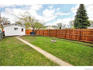 Photo 18: 589 Church Avenue in Winnipeg: North End Residential for sale (North West Winnipeg)  : MLS®# 1612684