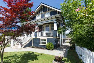 Main Photo: 1329 E 12TH Avenue in Vancouver: Grandview VE House for sale (Vancouver East)  : MLS®# R2070063