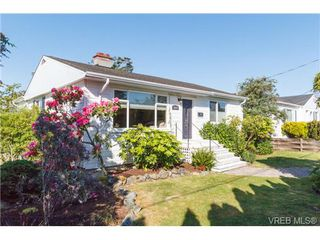Photo 2: VICTORIA + WEST SAANICH REAL ESTATE = TILLICUM HOME For Sale SOLD With Ann Watley