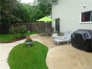 Photo 19: 10 Longfellow Bay in Winnipeg: Westwood / Crestview Residential for sale (West Winnipeg)  : MLS®# 1614113