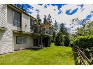 "Photo 20: 20 23281 KANAKA Way in Maple Ridge: Cottonwood MR Townhouse for sale in ""WOODRIDGE ESTATES"" : MLS®# R2080999"