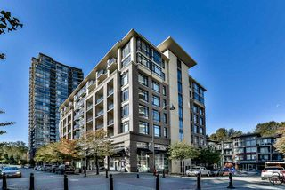 "Photo 1: 206 121 BREW Street in Port Moody: Port Moody Centre Condo for sale in ""ROOM AT SUTER BROOK"" : MLS®# R2114282"