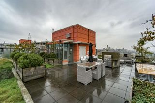 """Photo 13: 705 250 E 6TH Avenue in Vancouver: Mount Pleasant VE Condo for sale in """"THE DISTRICT"""" (Vancouver East)  : MLS®# R2118672"""