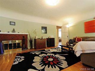 Photo 3: 349/51 Kipling St in VICTORIA: Vi Fairfield West Full Duplex for sale (Victoria)  : MLS®# 744993