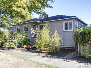 Photo 1: 349/51 Kipling St in VICTORIA: Vi Fairfield West Full Duplex for sale (Victoria)  : MLS®# 744993
