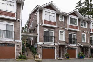 """Photo 2: 29 2689 PARKWAY Drive in Surrey: King George Corridor Townhouse for sale in """"Allure"""" (South Surrey White Rock)  : MLS®# R2121592"""