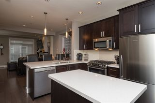 """Photo 5: 29 2689 PARKWAY Drive in Surrey: King George Corridor Townhouse for sale in """"Allure"""" (South Surrey White Rock)  : MLS®# R2121592"""