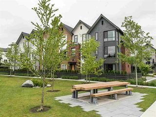 "Photo 1: 42 2358 RANGER Lane in Port Coquitlam: Riverwood Townhouse for sale in ""FREEMONT INDIGO"" : MLS®# R2152522"