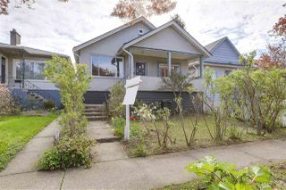 Photo 1: 4364 PRINCE ALBERT Street in Vancouver: Fraser VE House for sale (Vancouver East)  : MLS®# R2159879