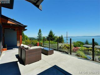 Photo 1: 5030 Sunrise Terrace in VICTORIA: SE Cordova Bay Single Family Detached for sale (Saanich East)  : MLS®# 378475