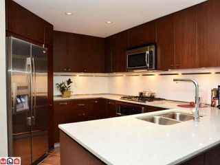 """Photo 3: 208 2950 KING GEORGE Boulevard in Surrey: King George Corridor Condo for sale in """"HIGH STREET"""" (South Surrey White Rock)  : MLS®# R2191381"""