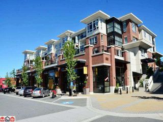 """Photo 1: 208 2950 KING GEORGE Boulevard in Surrey: King George Corridor Condo for sale in """"HIGH STREET"""" (South Surrey White Rock)  : MLS®# R2191381"""