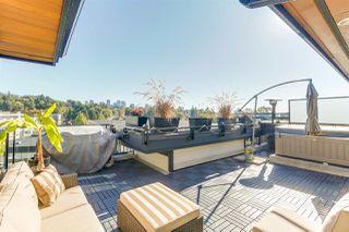 """Photo 1: 609 733 W 3RD Street in North Vancouver: Hamilton Condo for sale in """"THE SHORE"""" : MLS®# R2222279"""