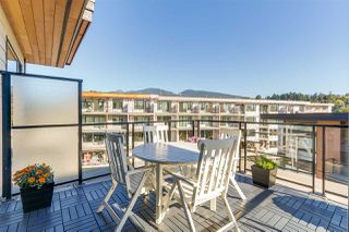 "Photo 3: 609 733 W 3RD Street in North Vancouver: Hamilton Condo for sale in ""THE SHORE"" : MLS®# R2222279"