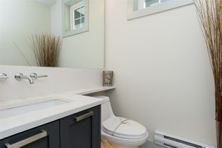 Photo 5: 55 188 WOOD STREET in New Westminster: Queensborough Townhouse for sale : MLS®# R2208692
