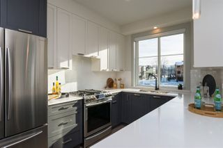 Photo 3: 55 188 WOOD STREET in New Westminster: Queensborough Townhouse for sale : MLS®# R2208692