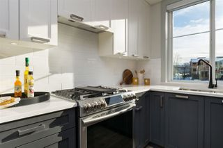 Photo 4: 55 188 WOOD STREET in New Westminster: Queensborough Townhouse for sale : MLS®# R2208692