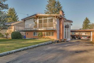 Main Photo: 1539 EDEN Avenue in Coquitlam: Central Coquitlam House for sale : MLS®# R2227976