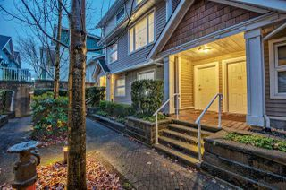 Main Photo: 13 168 SIXTH STREET in New Westminster: Uptown NW Townhouse for sale : MLS®# R2223293