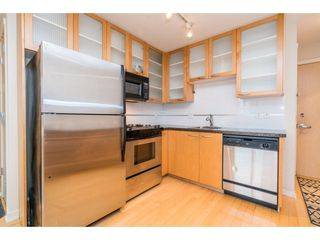 "Photo 9: 609 969 RICHARDS Street in Vancouver: Downtown VW Condo for sale in ""Mondrian II"" (Vancouver West)  : MLS®# R2235656"