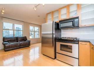 "Photo 10: 609 969 RICHARDS Street in Vancouver: Downtown VW Condo for sale in ""Mondrian II"" (Vancouver West)  : MLS®# R2235656"