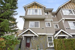 Main Photo: 13 7833 HEATHER STREET in Richmond: McLennan North Townhouse for sale : MLS®# R2260745