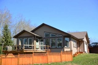 Photo 1: Lakefront Home | 13 Pavilion Place in Smithers BC